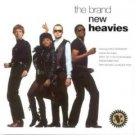 the brand new heavies - brand new heavies CD 1992 london records acid jazz 11 tracks used mint