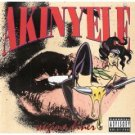 akinyele - vagina diner CD 1993 interscope atlantic used mint