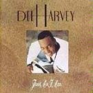 dee harvey - just as i am CD 1991 motown used mint barcode punched