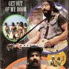 cheech & chong - get out of my room VHS 1998 good times 53 minutes used mint