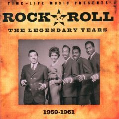 rock & roll the legendary years 1959 - 1961 CD 2-discs 2004 time life 36 tracks total brand new