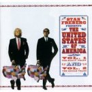 stan freberg - united states of america v.1 early years v.2 middle years CD 2discs 1996 rhino mint