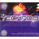 this is ... techno 3 - various artists CD 3-disc box 1998 beechwood UK used mint