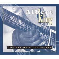albert king - the ultimate collection CD 2-disc box 1993 rhino used mint