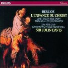 berlioz - l'enfance du christ - colin davis and LSO CD 2-disc box philips polygram germany used mint
