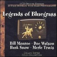 legends of bluegrass gold collection GOLD CD 2-disc box 2001 dejavu retro EEC import mint