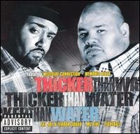 thicker than water soundtrack - various artists CD 2-discs 1999 hoo bangin priority used mint