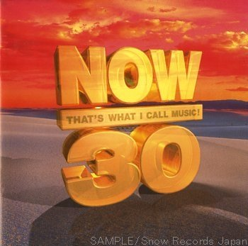 now that's what i call music 30 - various artists CD 2-discs 1995 EMI used mint