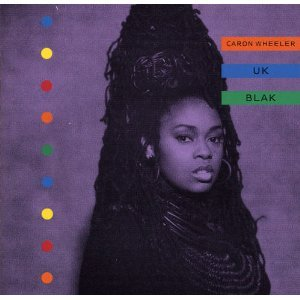 caron wheeler - UK blak CD 1990 EMI used mint