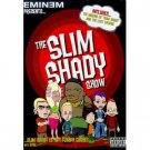 eminem presents the slim shady show DVD PAL 2001 ground zero used