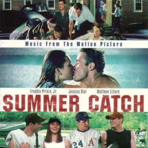 music from the motion picture Summer Catch CD 2001 hollywood used mint barcode punched