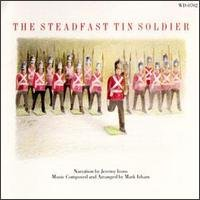 mark isham & jeremy irons - steadfast tin soldier CD 1987 rabbit ears windham hill used mint