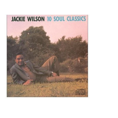 jackie wilson - 10 soul classics CD 1989 sony used mint