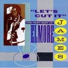 elmore james - let's cut it: the very best of elmore james CD 1991 virgin flair used mint