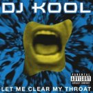 dj kool - let me clear my throat CD 1996 american warner used mint