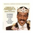 coming to america - original motion picture soundtrack CD 1988 atco used mint