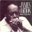 james cotton - mighty long time CD 1991 antone's discovery warner used mint