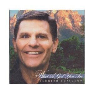 kenneth copeland - what a god you are CD 1997 KCP used mint