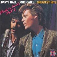 daryl hall john oates greatest hits rock 'n soul part 1 CD 1983 RCA used mint
