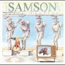 samson - shock tactics CD 1981 gem toby 1991 grand slamm used mint