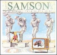 samson - shock tactics CD 1981 gem toby 1991 grand slamm used mint