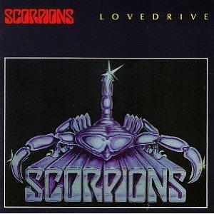 scorpions - lovedrive CD 1979 1990 polygram mercury used mint