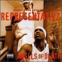 representativz - angels of death CD 1999 warlock duck down used mint