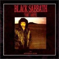 black sabbath featuring tony iommi - seventh star CD 1986 castle UK used mint