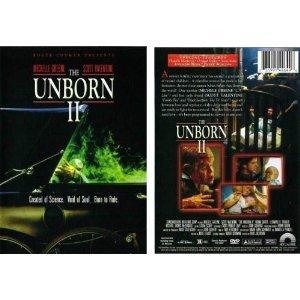 unborn II - Michele Greene, Scott Valentine, Robin Curtis, Darryl Henriques DVD used mint