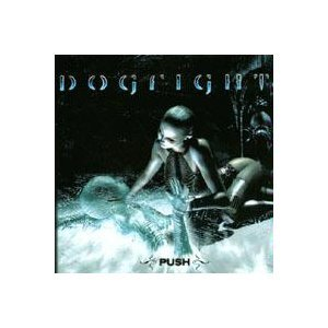 dogfight - push CD 2003 vizion 7 tracks used mint