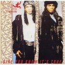 milli vanilli : girl you know it's true CD 1988 1989 arista BMG Dir used mint