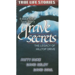 grave secrets : legacy of hilltop drive - patty duke david soul VHS 1992 world vision 94 mins used