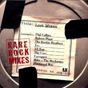 lost mixes - rare rock mixes CD 1994 time warner essex used mint
