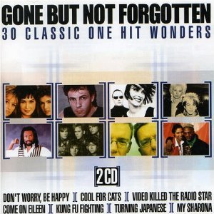 gone but not forgotten - various artists CD 2-discs 2003 made in australia used mint