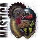 mastica - masticattack CD 2002 14 tracks used mint