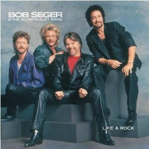 bob seger - like a rock CD 1986 capitol used mint
