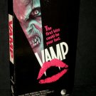 vamp - chris makepeace robert rusler gedde watanabe grace jones VHS 1986 balcor new world used