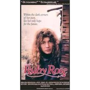 tale of ruby rose - melita jurisic chris haywood VHS 1987 1992 hemdale used