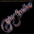 captain & tennile - captain & tennile's greatest hits CD 1977 A&M used mint
