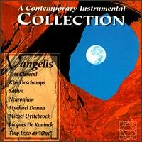 contemporary instrumental collection - various artists CD 1994 chacra alternative music used mint