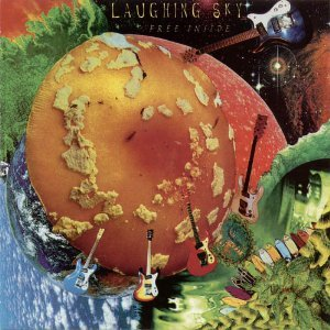 laughing sky : free inside CD 1996 drexel hill tripwave new