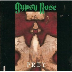 gypsy rose - prey CD 1990 RCA used mint a notch in the inserts