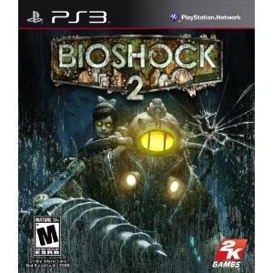 bioshock 2 - playstation 3 -  mature 17+ used mint