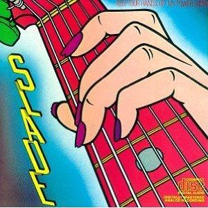 slade - keep your handsoff my power supply CD 1984 CBS used mint