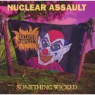 nuclear assault - something wicked CD 1993 I.R.S. 11 tracks used mint
