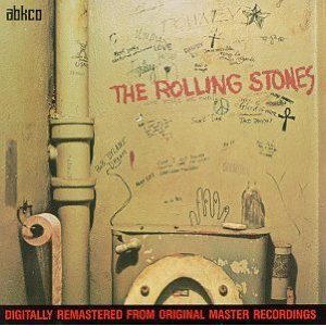 rolling stones - beggars banquet CD 1986 abkco used mint