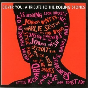 cover you - a tribute to the rolling stones CD 1998 hip-o universal used mint