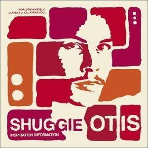shuggie otis - inspiration information CD 2001 luaka bop used mint