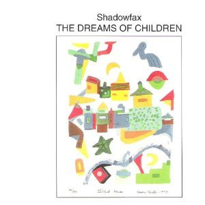 shadowfax - the dreams of children CD 1984 windham hill used mint