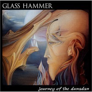 glass hammer - journey of the dunadan CD 1993 arion 17 tracks used mint
